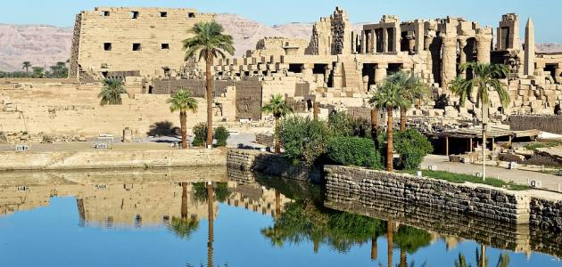 شعر عن مصر أم الدنيا
