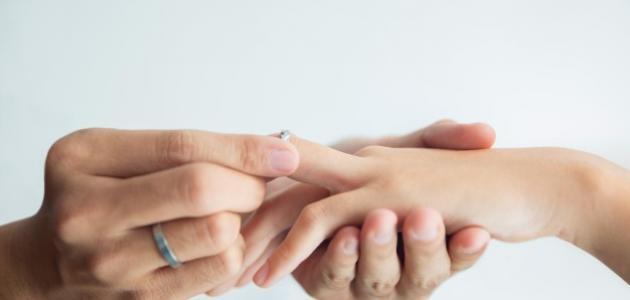 حديث الرسول عن اختيار الزوج