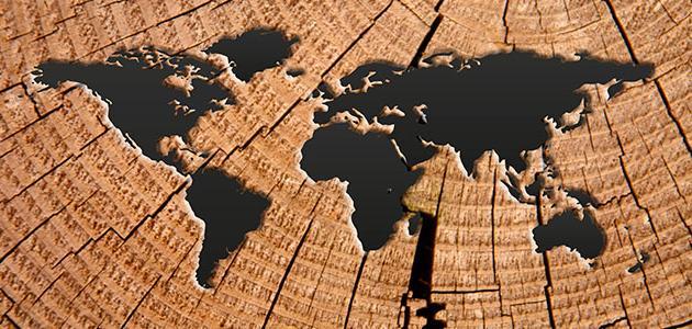 كم قارات العالم