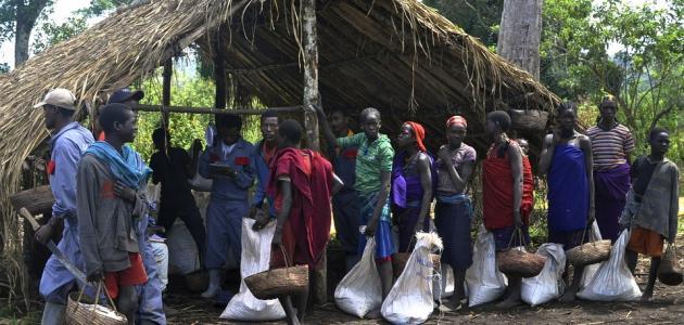 كم عدد سكان أثيوبيا