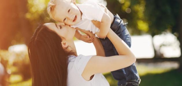 شعر للأطفال عن الأم