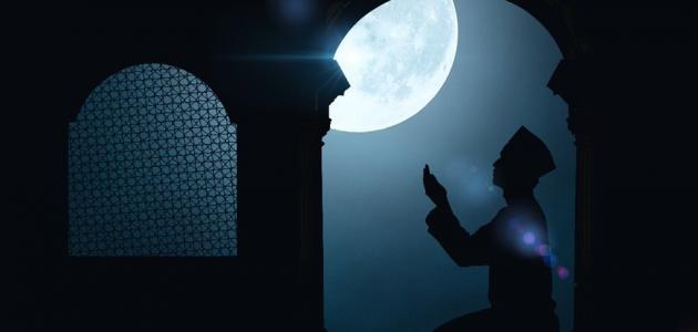 دعاء القنوت في قيام الليل - موضوع