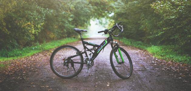 طريقة قيادة الدراجة الهوائية