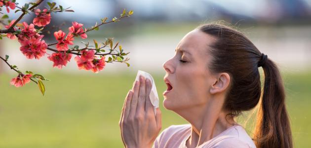 حساسية الانف والعين