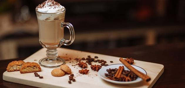 طريقة عمل قهوة موكا