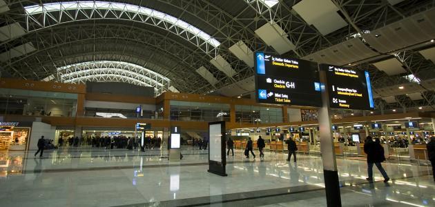 كم مطار في إسطنبول