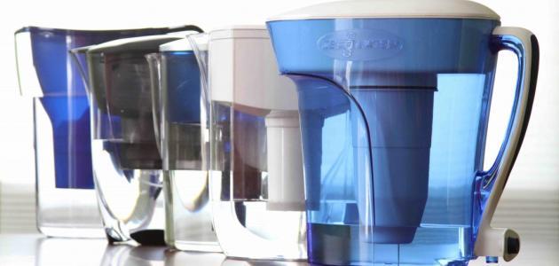 كيف تصنع فلتر ماء