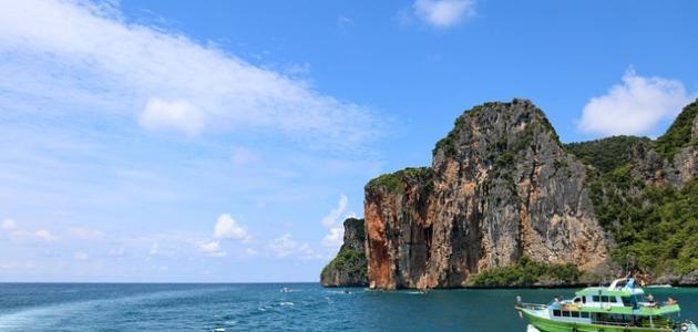 جزيرة فاي فاي بتايلاند