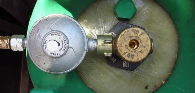 كيف تنفجر أسطوانة الغاز