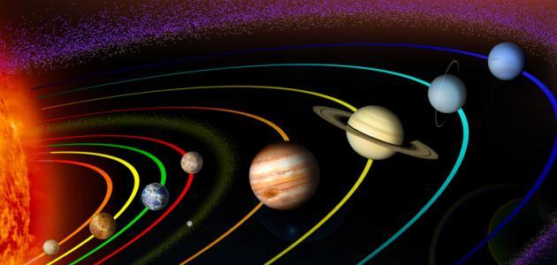 ما النظام الشمسي