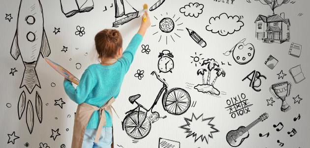 موضوع عن صفات الطفل الموهوب
