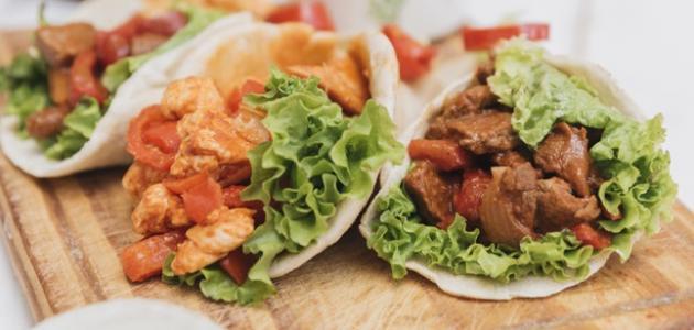 طريقة عمل ساندوتش فاهيتا الدجاج