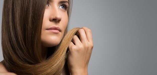 كيفية جعل الشعر ناعماً كالحرير للبنات