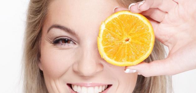 كيفية تبييض الوجه بالليمون