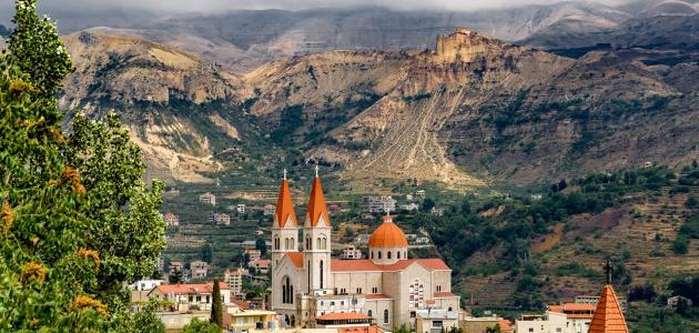 عبارات جميلة عن لبنان