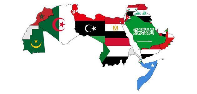كم دولة عربية