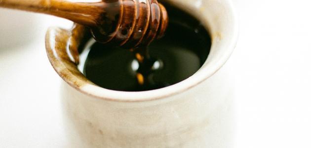 كيفية صنع العسل الأسود