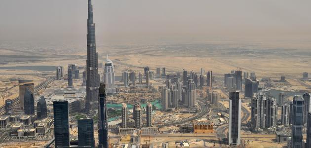 كم إمارة في الإمارات
