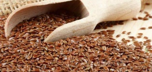 ما هي فوائد بذرة الكتان