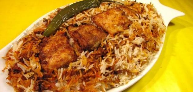 طريقة طبخ أرز الصيادية