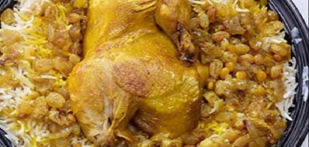 طريقة طبخ المجبوس الكويتي