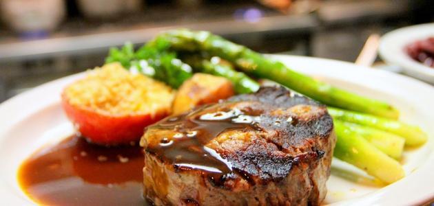 طريقة طهي ستيك اللحم