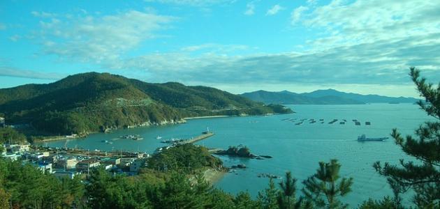جزر هاينان الصينية