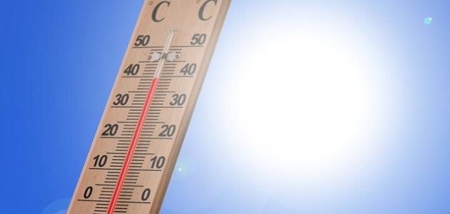 ما هي الحرارة