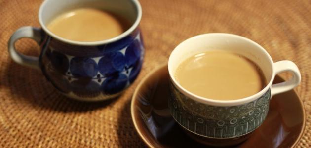 طريقة تحضير شاي الكرك