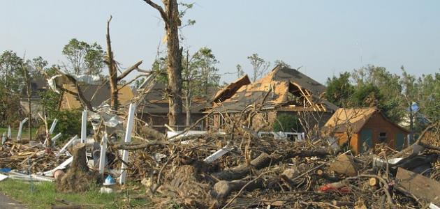 ما هي الكوارث الطبيعية