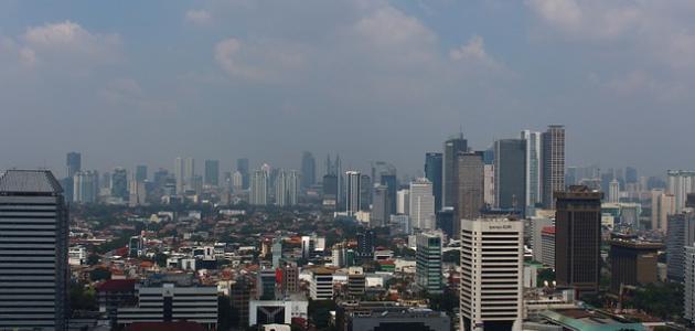 ما هي عاصمة إندونيسيا