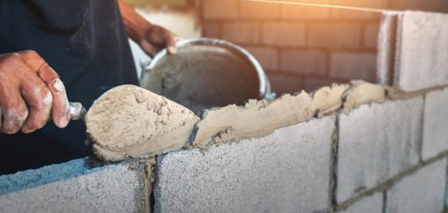 كيفية صناعة الطوب الطيني