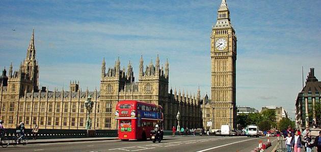بماذا تشتهر لندن