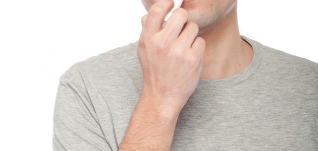 لماذا ينشف الفم