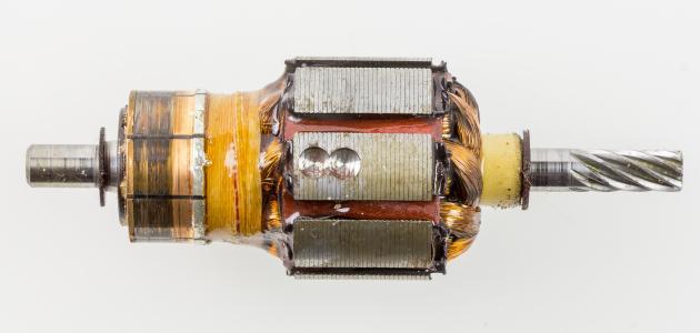 كيفية حساب قدرة المحرك الكهربائي
