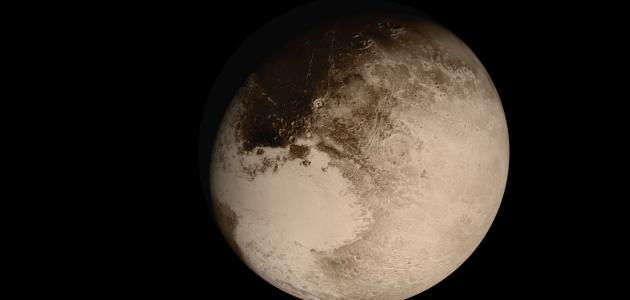 بحث عن كوكب بلوتو وآراء العلماء والفلكيين حوله