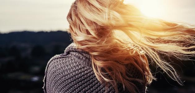 أسهل وصفة لترطيب الشعر
