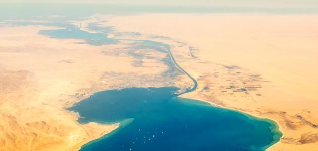 مقال عن أهمية قناة السويس