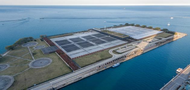 بحث عن تحلية مياه البحر بالطاقة الشمسية