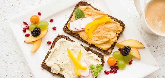 مكونات الفطور الصباحي الصحي
