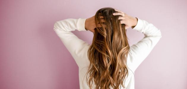 إعادة الشعر إلى لونه الطبيعي