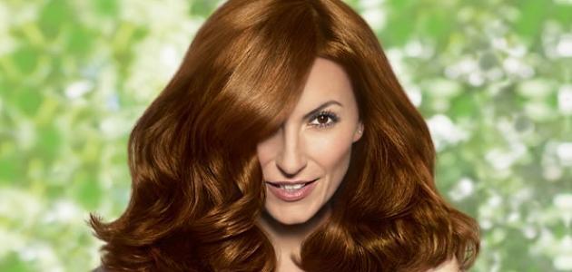طريقة تثبيت لون الحناء على الشعر