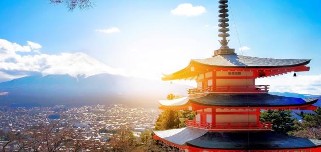بحث عن دولة اليابان
