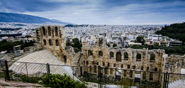 بماذا تشتهر اليونان