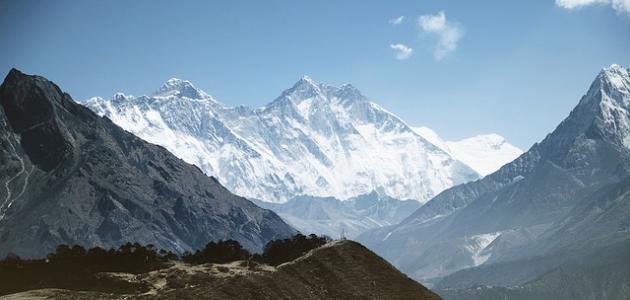 أعلى جبال في العالم