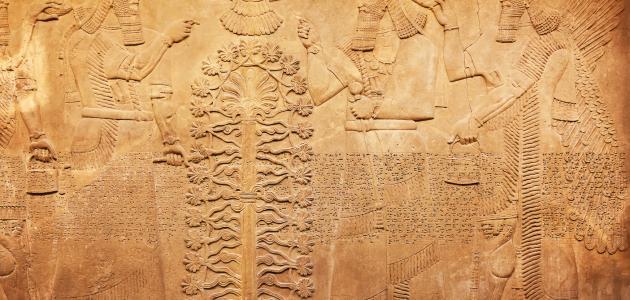 حضارات العراق القديمة