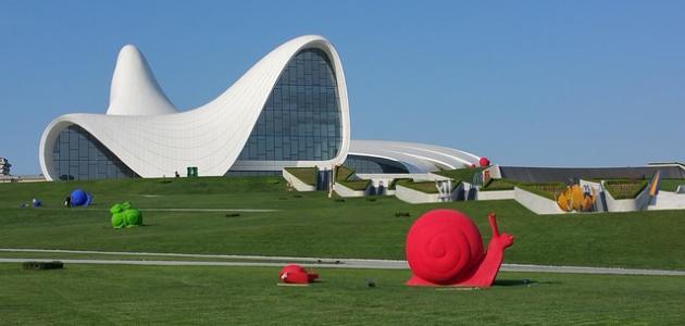 السياحة في أذربيجان