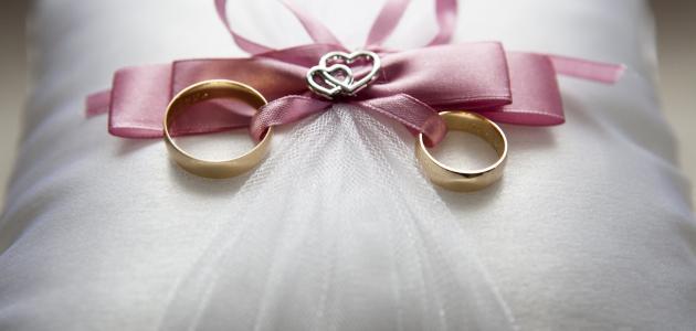 حكم الزواج