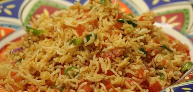 أطباق أرز مختلفة