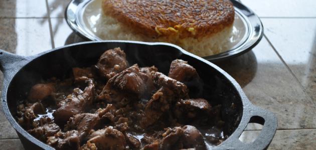 أطباق إيرانية